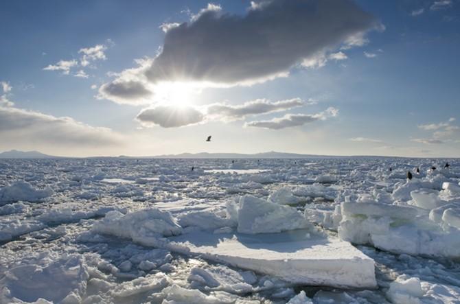 DASH海岸に知床!世界遺産の理由は綺麗な流氷?【画像】