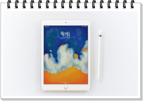 【新型iPad2018】第6世代と第5世代のスペックの違いは?発売日まで